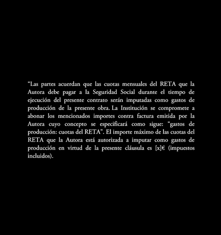 """Afrodita"", de Núria Güell"